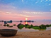 Vẻ đẹp biển trời ở Phú Quý